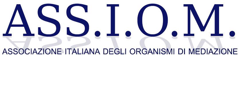 Logo - ASS.I.O.M. - Associazione Italiana degli Organismi di Mediazione