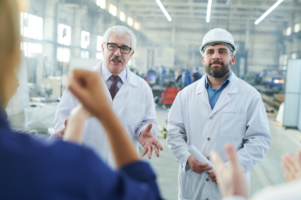 Senior Factory Managers
